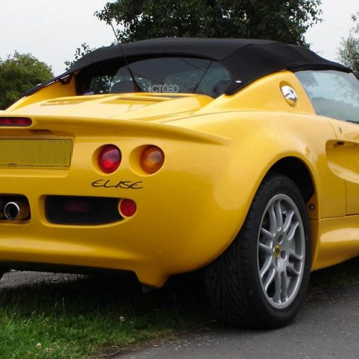 picture of a S1 lotus elise
